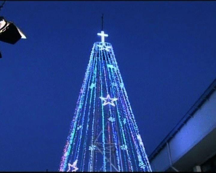 南韓取消聖誕燈塔亮燈