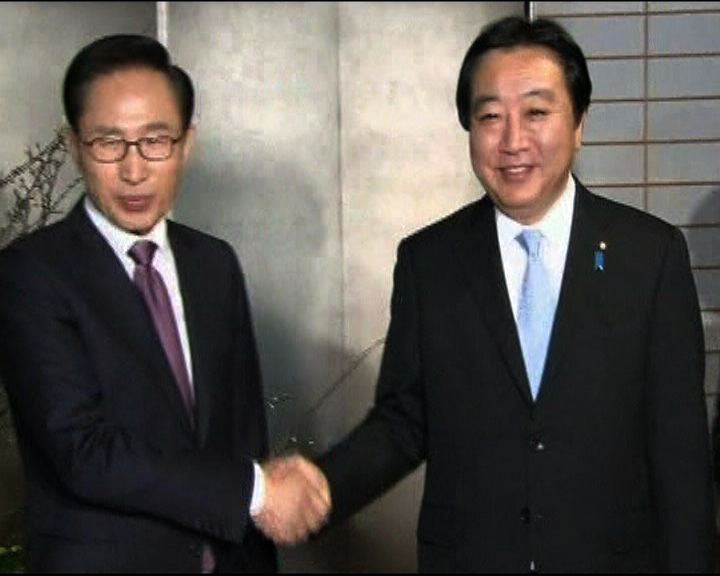 李明博與野田佳彥電話會談應對北韓局勢