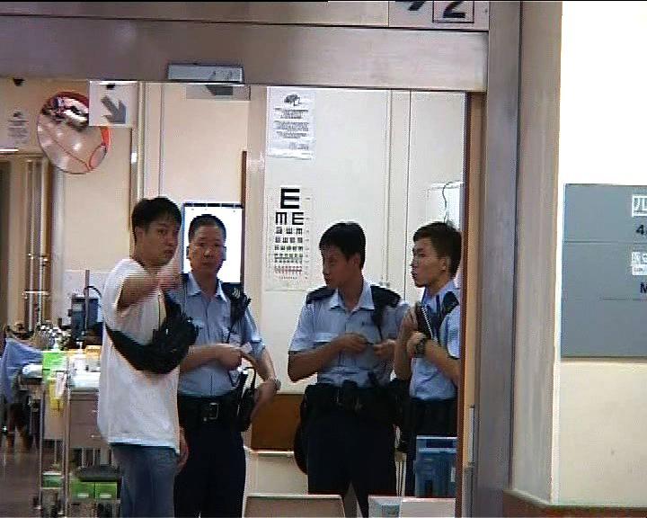 荃灣警署輔警中槍死亡案交由重案組跟進