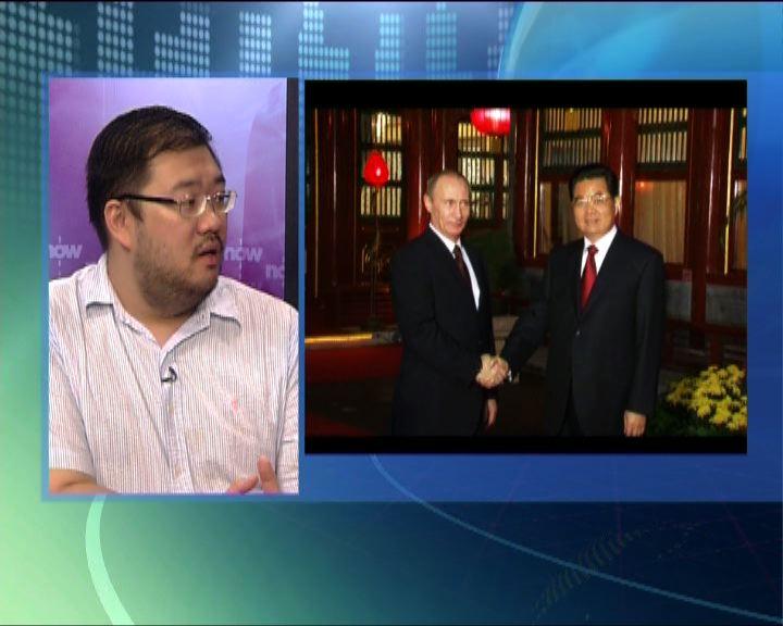 國際評論:普京訪華的戰略意義