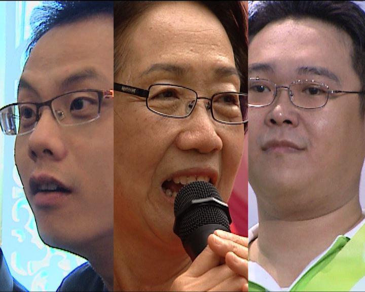 政情:政治明星低調出選區議會