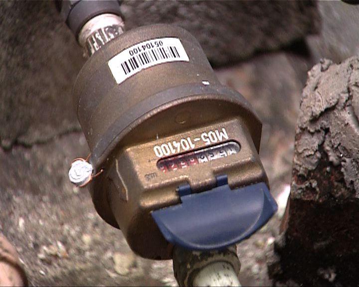水務署:老化水表會少收水費