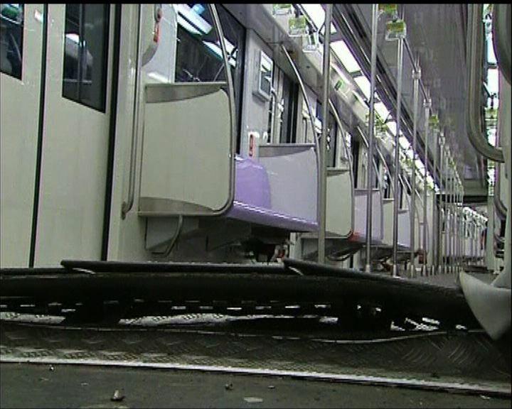 上海列車與溫州列車用相同公司信號系統