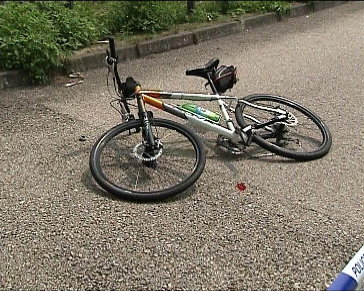 藍田休班消防員踏單車失事死亡