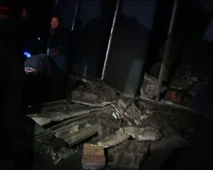 土耳其凡省再發生地震至少3死