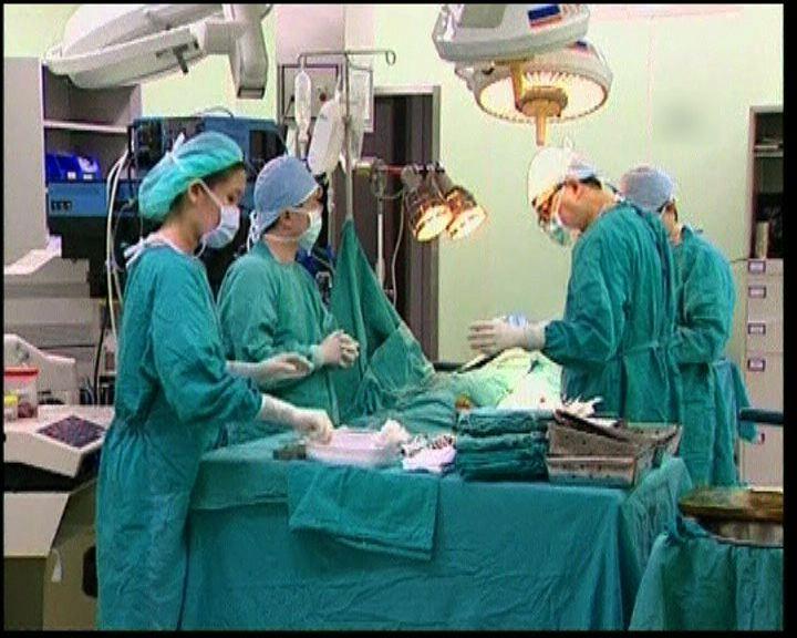 台灣獲贈器官病人驗出愛滋病毒抗體