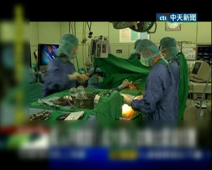 獲贈器官病人或已受愛滋病毒感染