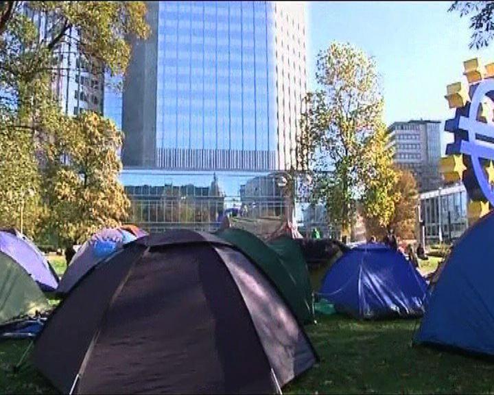 響應佔領華爾街示威大致和平