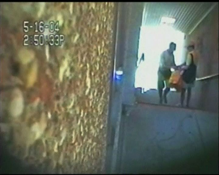 美發布俄間諜被捕前監控片段