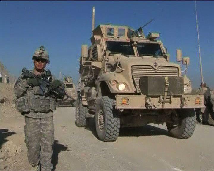 美軍槍殺阿富汗平民美阿關係惡化