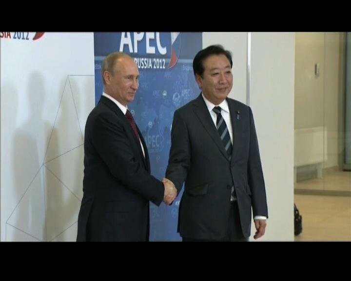亞太經合組織領導人峰會揭幕