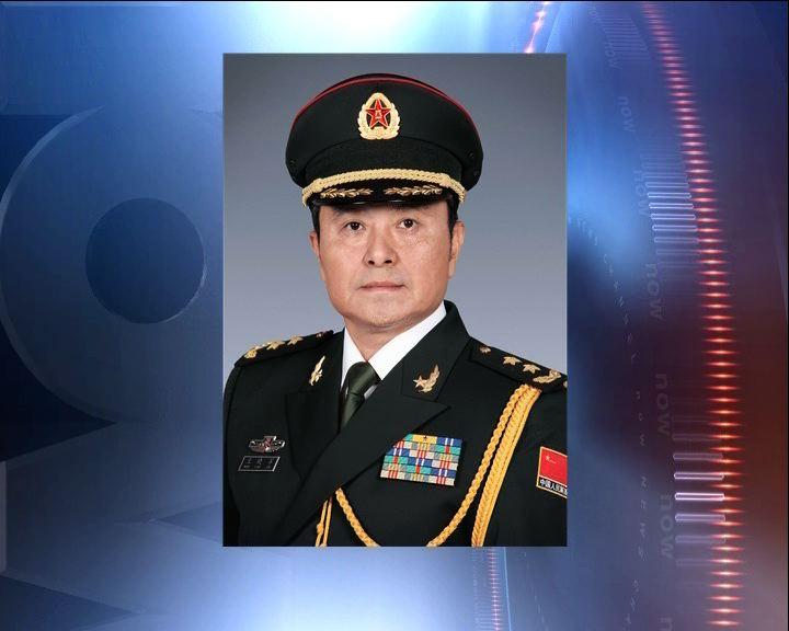張仕波調任北京軍區司令員