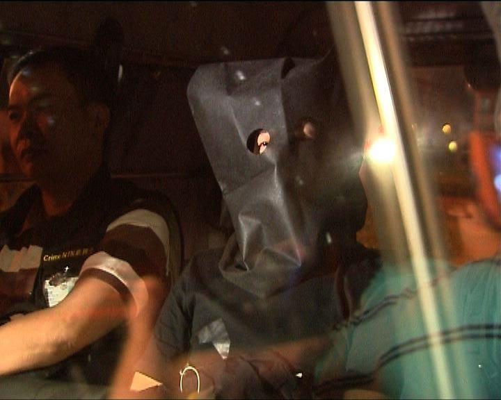 警方拘四漢涉天水圍謀殺行劫案