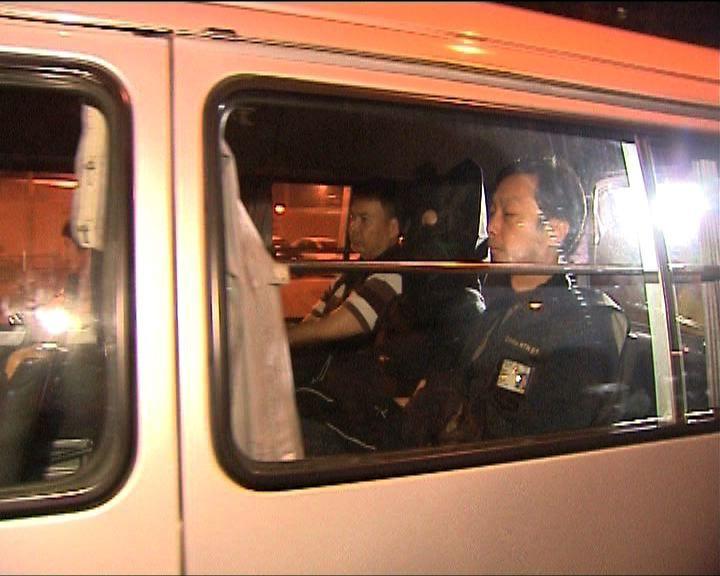 警方拘五漢涉天水圍謀殺行劫案