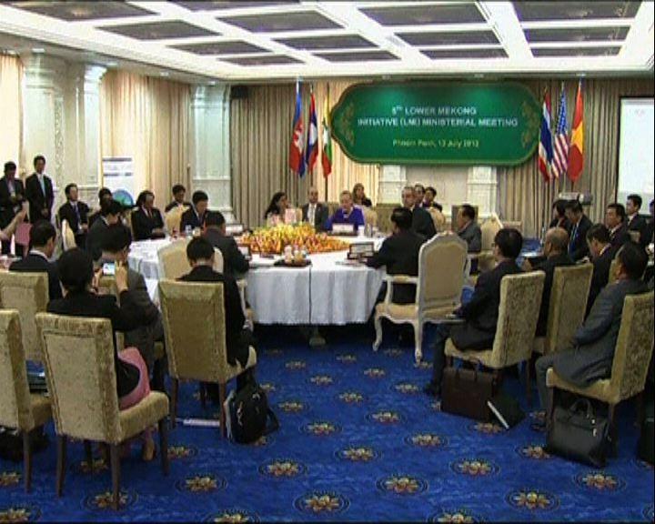 東盟外長會議罕有無發聯合聲明