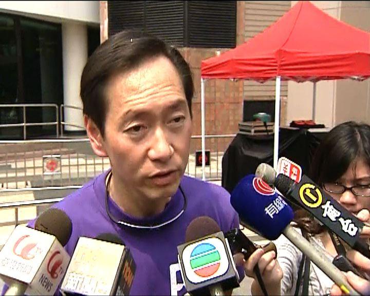 陳智思:本港司法制度不能輕易改變