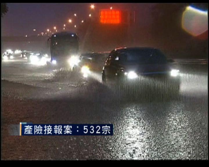 北京暴雨料保險公司損失逾2.5億