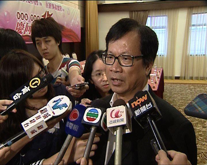 鄭耀棠去信吳邦國表示關注李旺陽死因