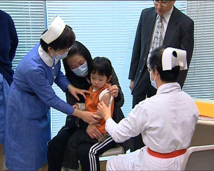 流感疫苗資助額增至130元