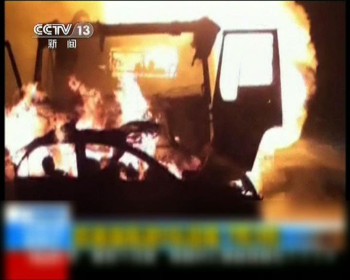 京港澳高速公路車禍七死三傷