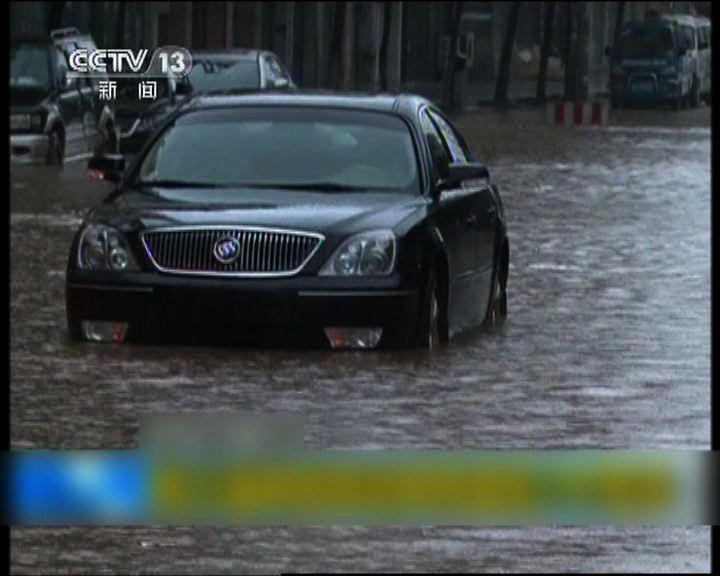 內地南方多個省份未來數天仍有強降雨