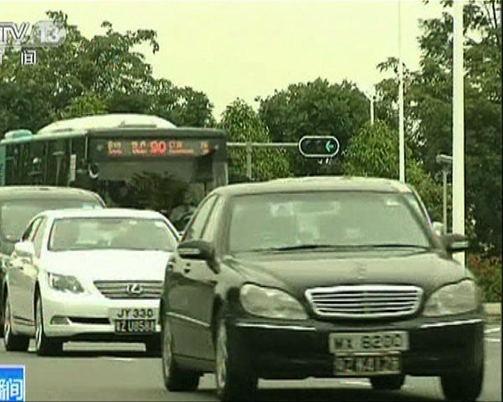 粵港兩地車牌被炒賣至一百萬