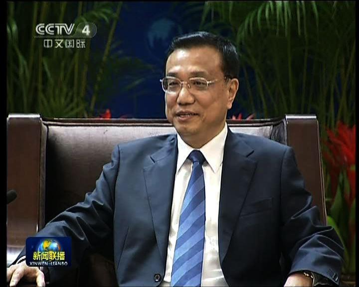 副總理李克強將晤吳敦義