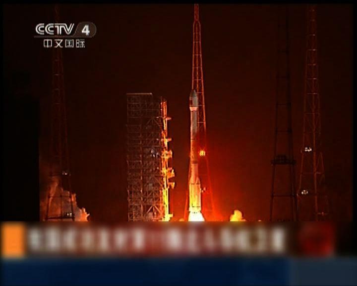 中國成功發射第十一顆北斗衛星