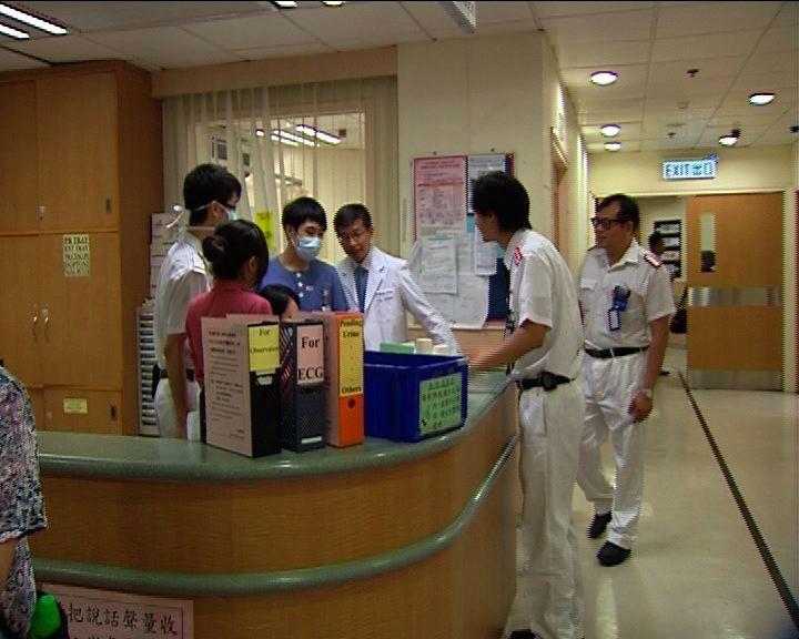 調查指七成急症室醫護擬離職