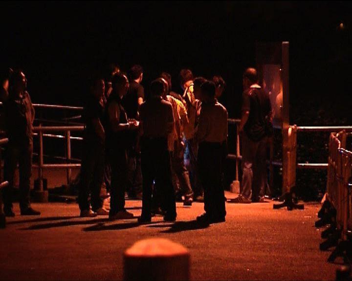 警方西貢反走私拘一漢檢氯胺酮