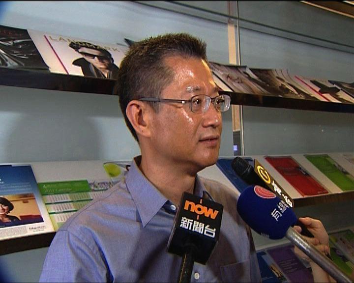 陳茂波︰國民教育關鍵在教材