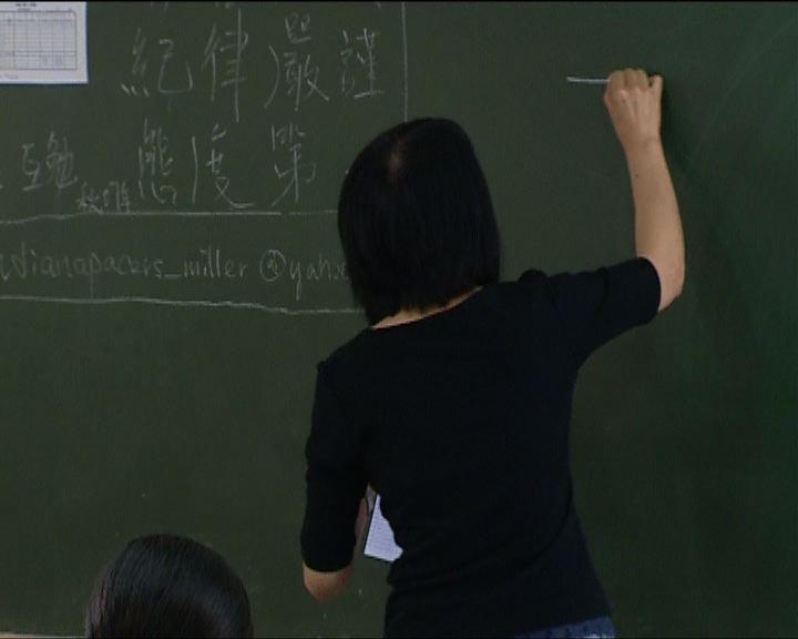 中學教師提早退休計劃延長五年