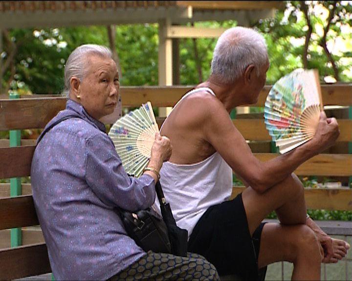 張建宗:以長者福祉為重通過撥款
