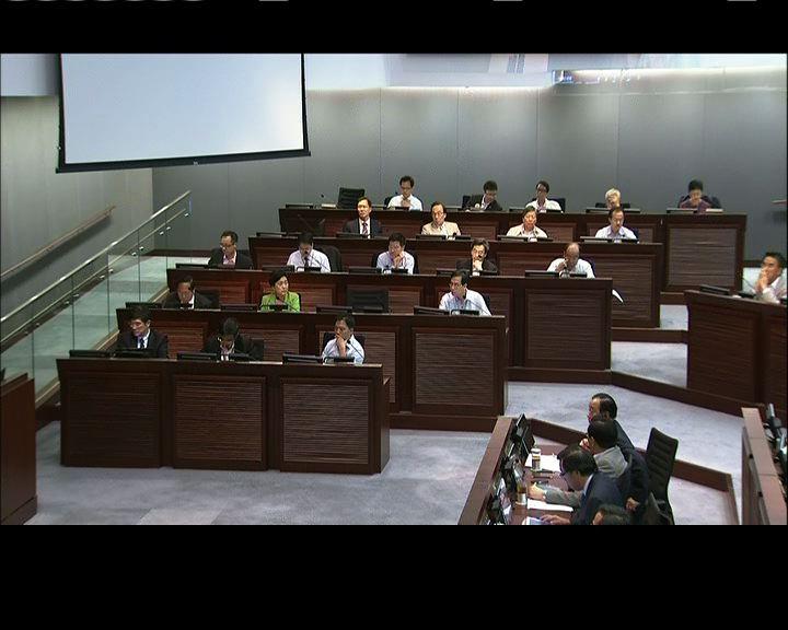 財委會通過長者津貼中止待續議案