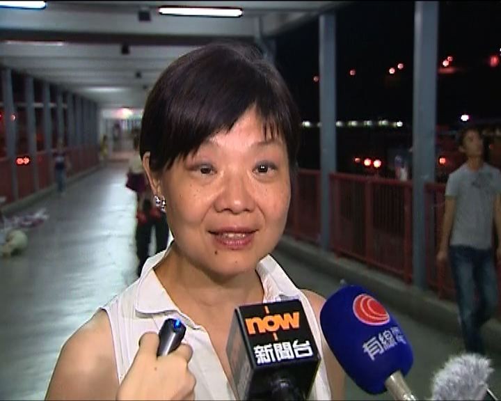 余若薇:民調結果反映競爭激烈