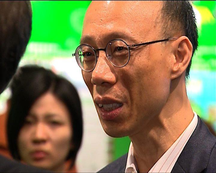 黃錦星認為下任環境局局長要有心