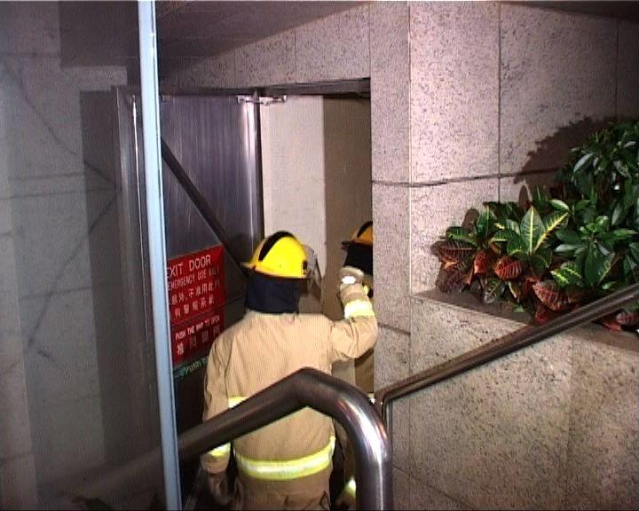 尖沙咀酒店機房冒煙無人傷