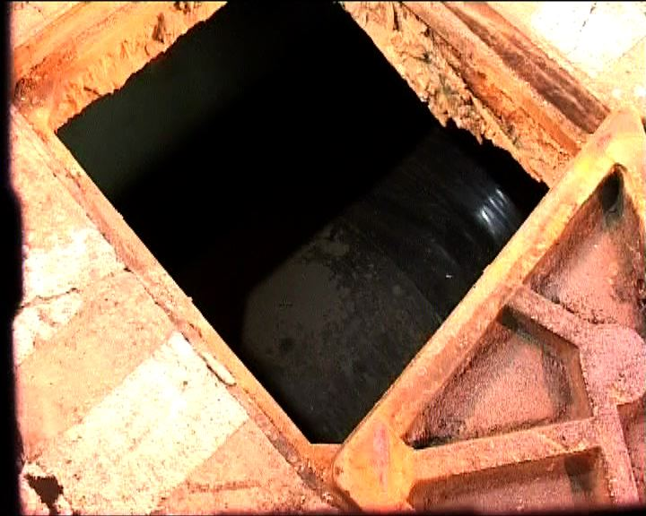 工程師:瀝青易燃增灌救難度