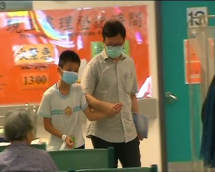 二十學童疑進食供應商火龍果後食物中毒