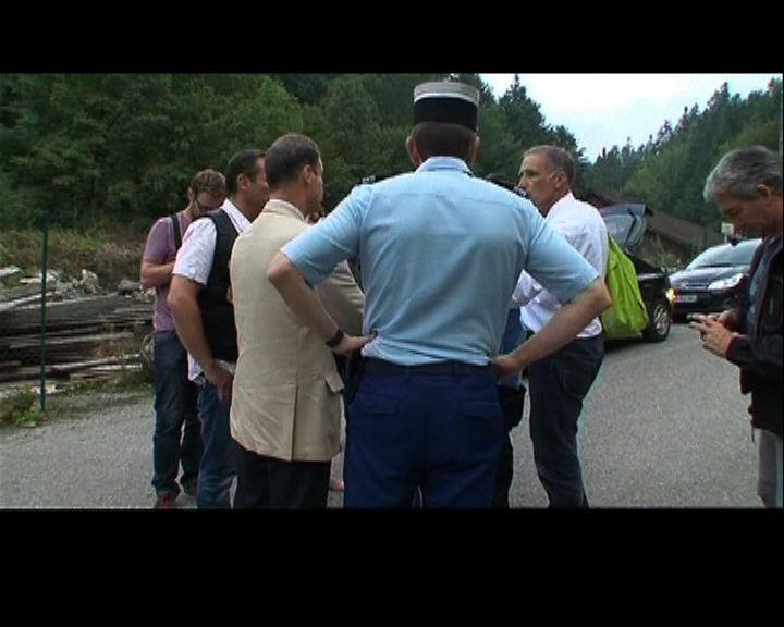 法國森林區槍擊案增至四死兩傷
