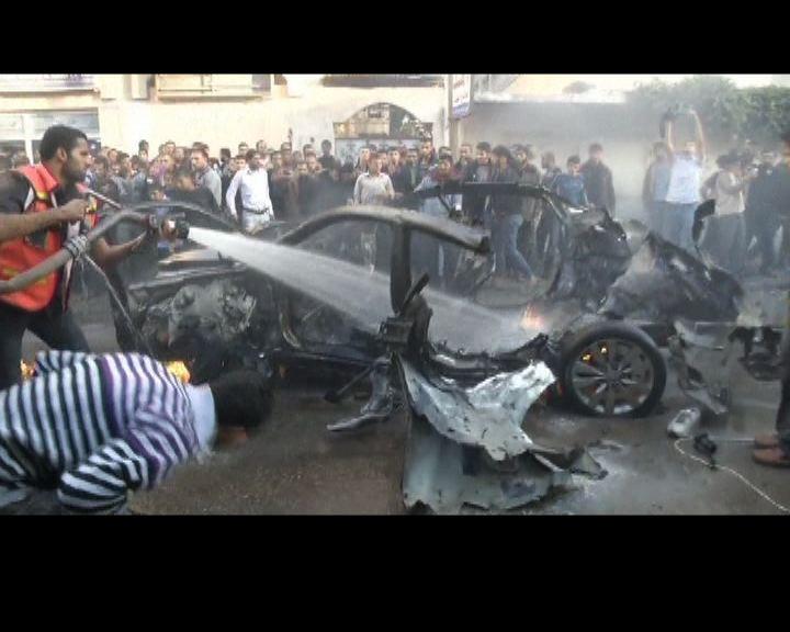 以軍空襲加沙哈馬斯高層死亡