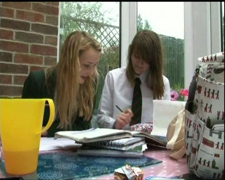 環球薈報:英國學生經常串錯常用字