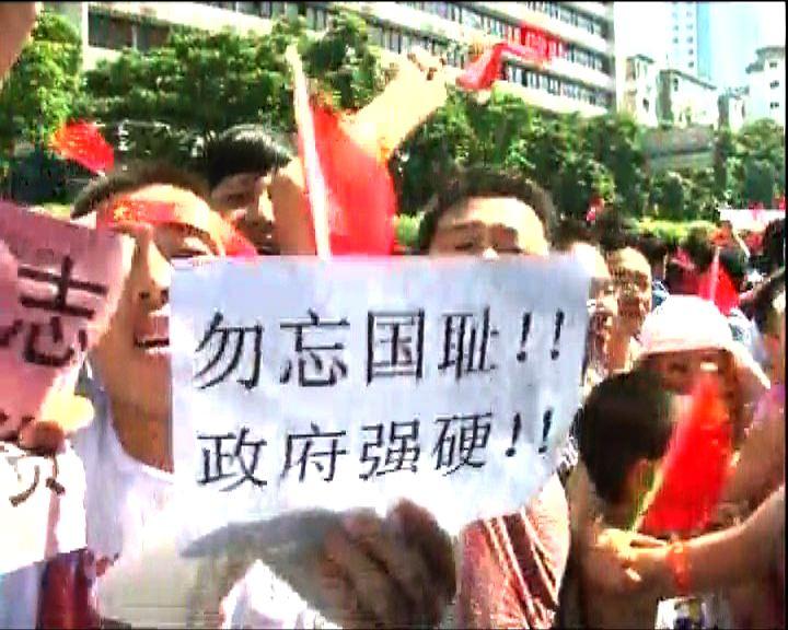 警方封鎖廣州花園酒店