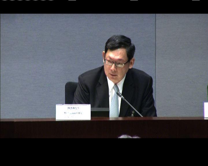 陳德霖:量化寬鬆措施對港影響不會太大