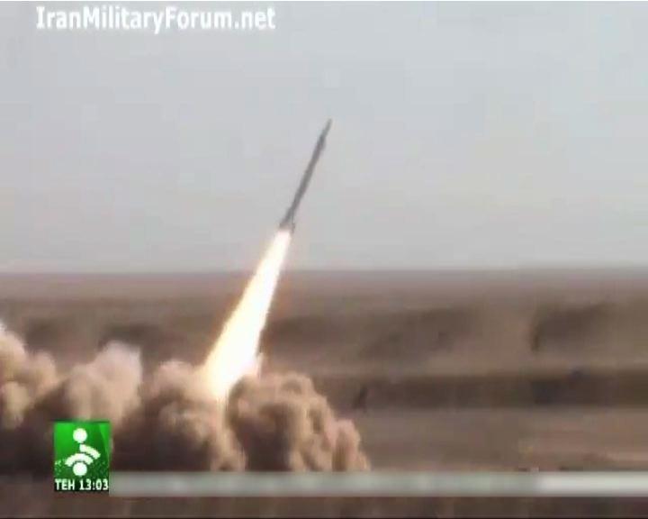 伊朗展示新型導彈將建空軍基地