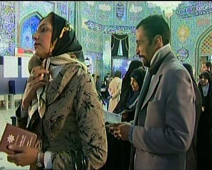 伊朗國會選舉保守派內鬥激烈