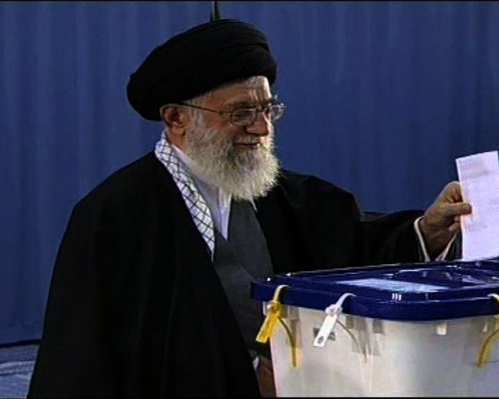 伊朗議會選舉保守派內鬥激烈