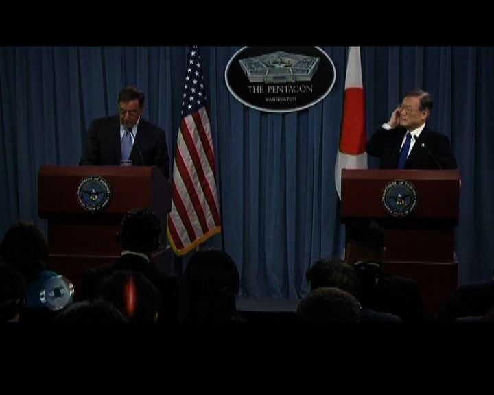 日美擬強化共同應對中國威脅
