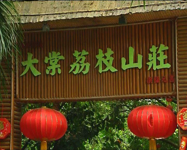 大棠村民反對地政署派員清拆構建物