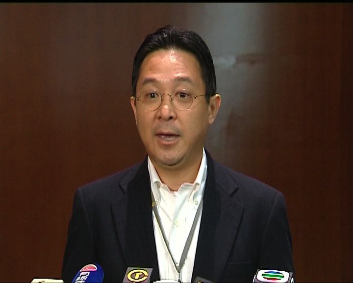 陳維安將接任立法會秘書長